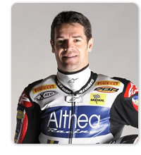 Carlos Checa - Althea Racing