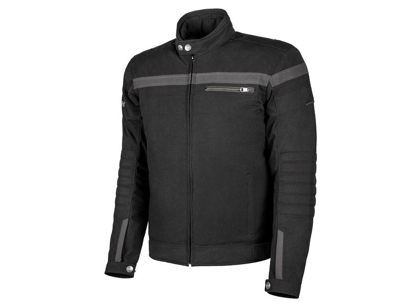 Chaqueta Blackjack de Hevik, color negro