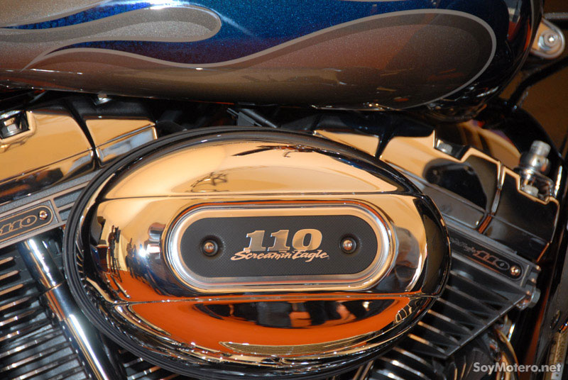 Twin Cam Screamin'Eagle de Harley-Davidson