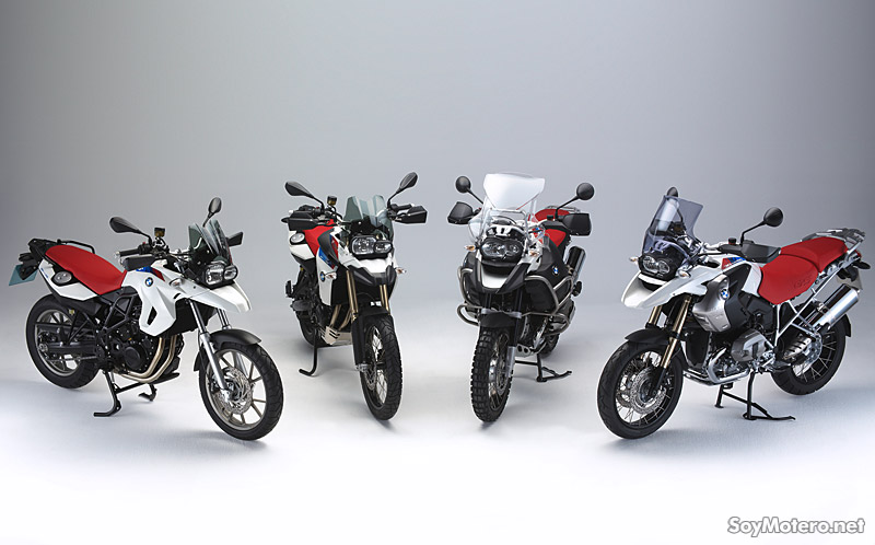 30 Years GS - ediciones especiales de motos BMW GS