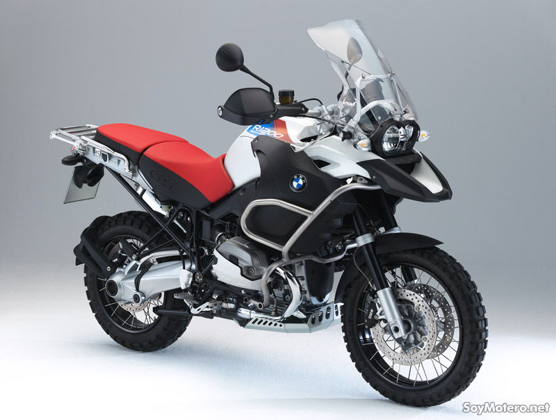 BMW R 1200 GS Adventure «30 Years GS»