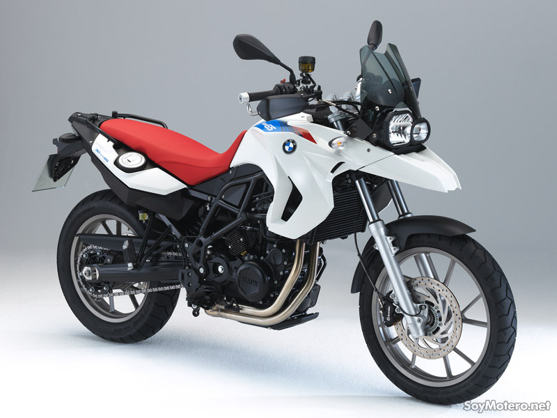 F 650 GS «30 Years GS»