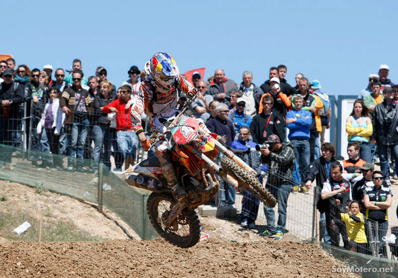 Marvel Musquin - GP Cataluña MX 2010