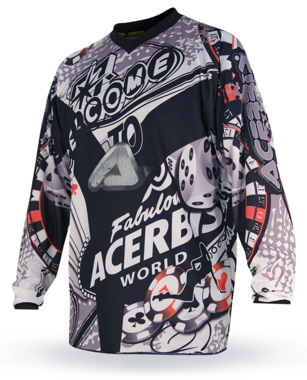 camiseta off-road Acerbis Gambler
