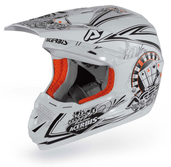 casco off-road Acerbis Gambler