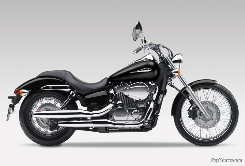 Honda Shadow Spirit VT750C2