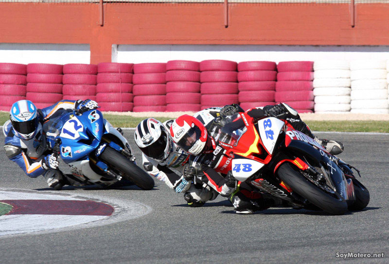 Albert Santamaría - Campeón Supersport y Series 600, CMV Albacete 2010