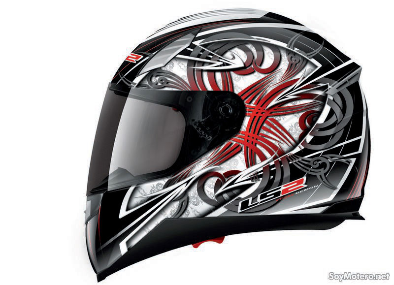 Casco Demon