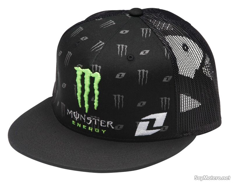 Gorra Monster Energy Coach