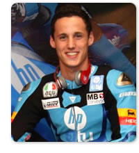 Pol Espargaró, HP tuenti Racing Team