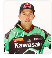 Jonathan Barragán, Kawasaki Racing Team