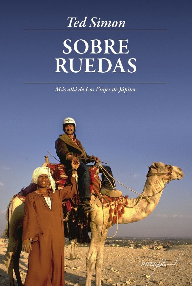 Portada de «Sobre Ruedas» (Riding High) de Ted Simon