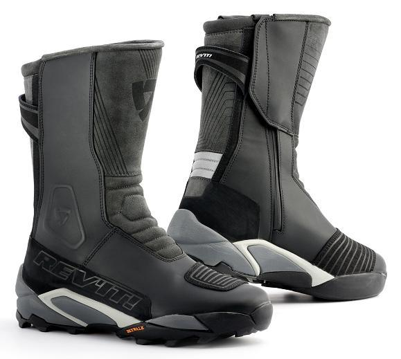 bota moto Rev'it apache h2o negro