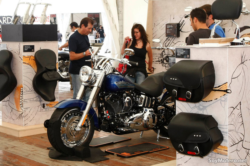 Fit Shop de Harley-Davidson, Barcelona Harley Days 2010
