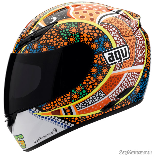 Casco integral K3-Top Dreamtime