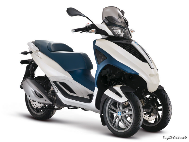 nuevo piaggio mp3 yourban lt 300 ie motos scooter piaggio. Black Bedroom Furniture Sets. Home Design Ideas