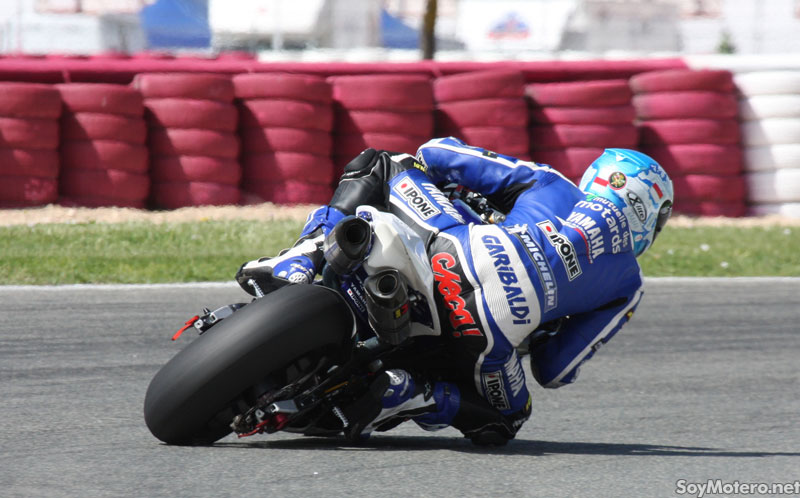 David Checa- Equipo GMT 94 Ipone