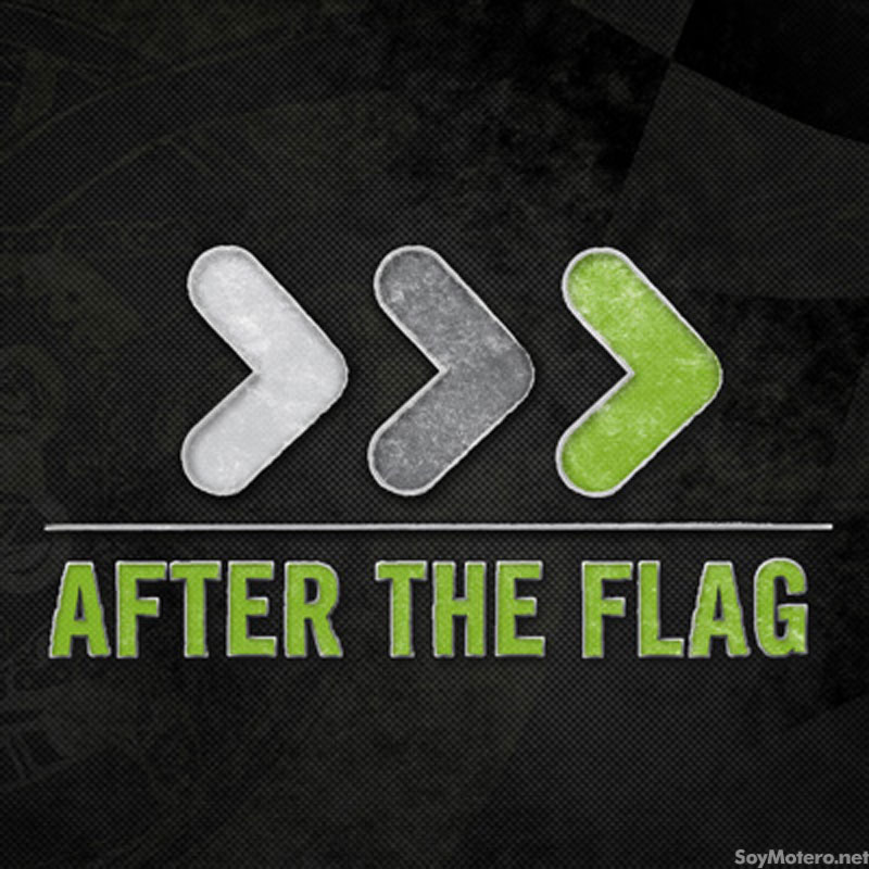 Programa de video podcast oficial de MotoGP After the flag