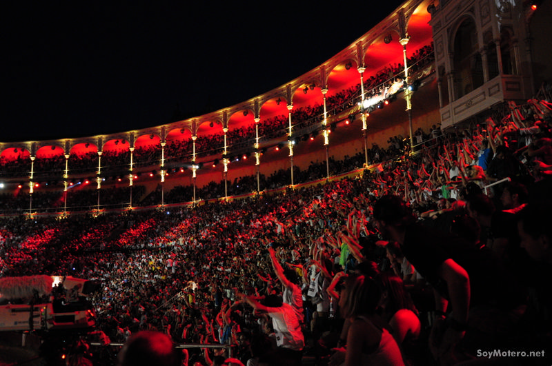 Red Bull X-Fighters 2011: Las Ventas se pone en pie