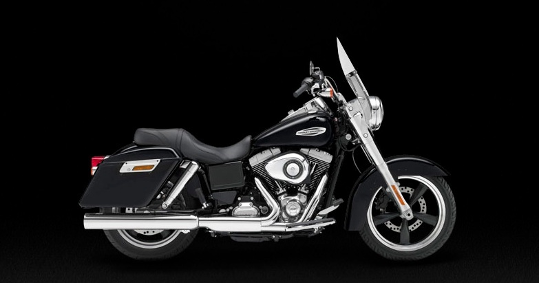 Harley-Davidson Switchback 2012: Vivid Black