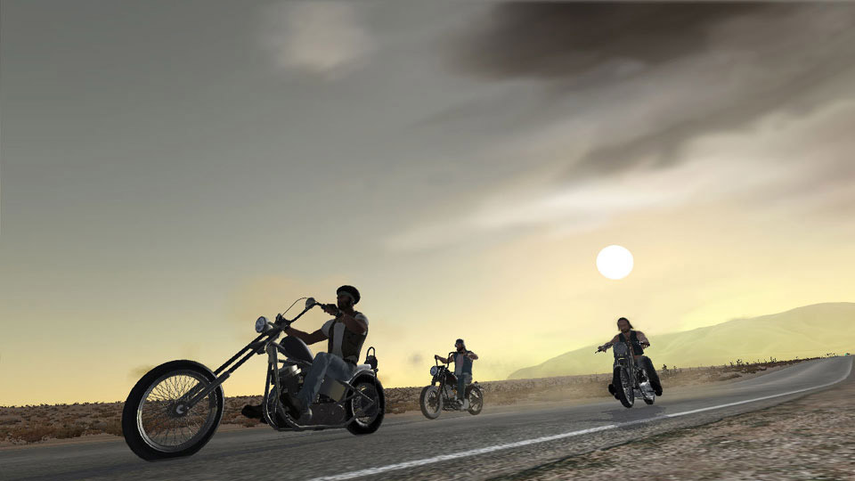 Ride to Hell para Playstation® 3