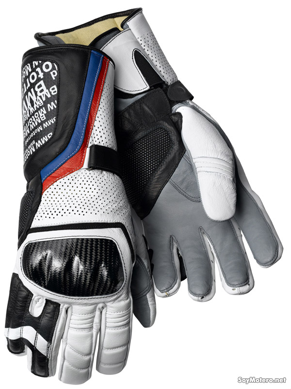 Guantes bmw double r