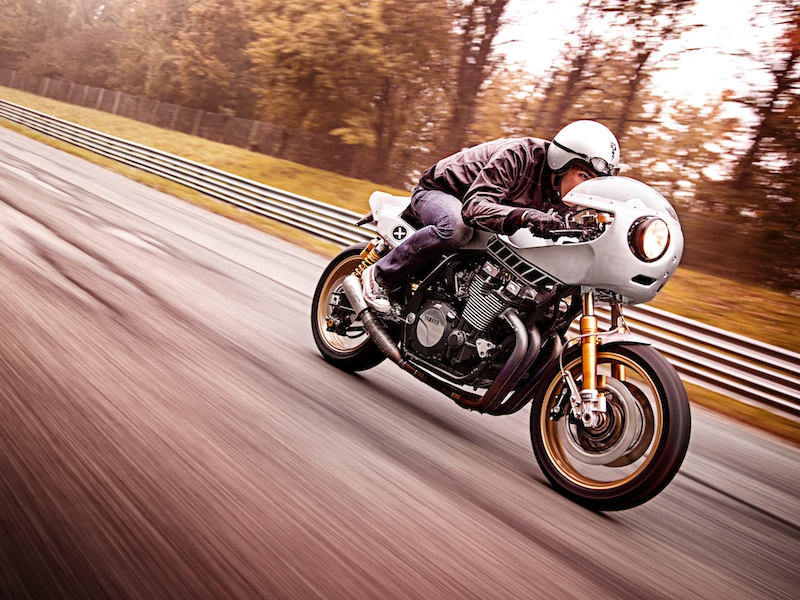 XJR 1300 Eau Rouge, Yamaha Hypermodified 2014