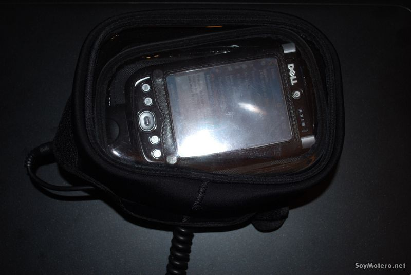 So Easy Rider v3 - PDA con conector lateral de corriente