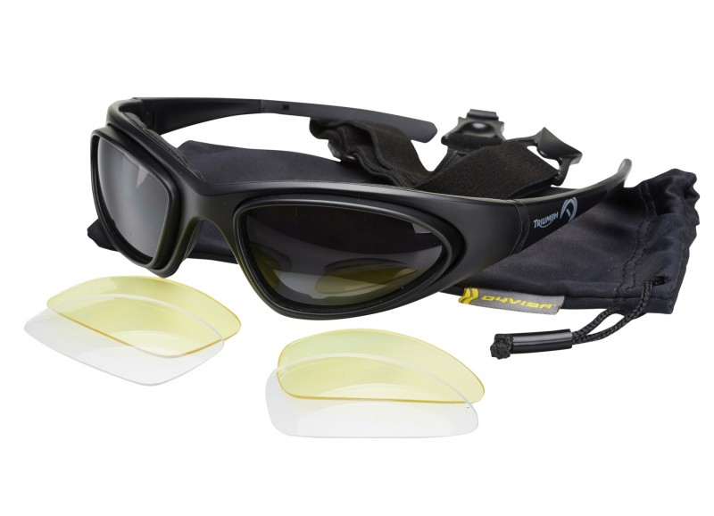Gafas Triumph Davida Riding 2014