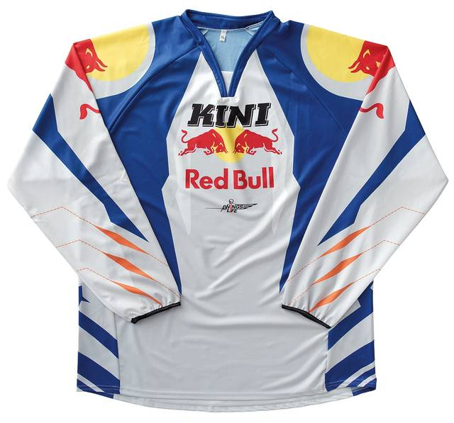 camiseta KTM KINI Collection, KTM Red Bull