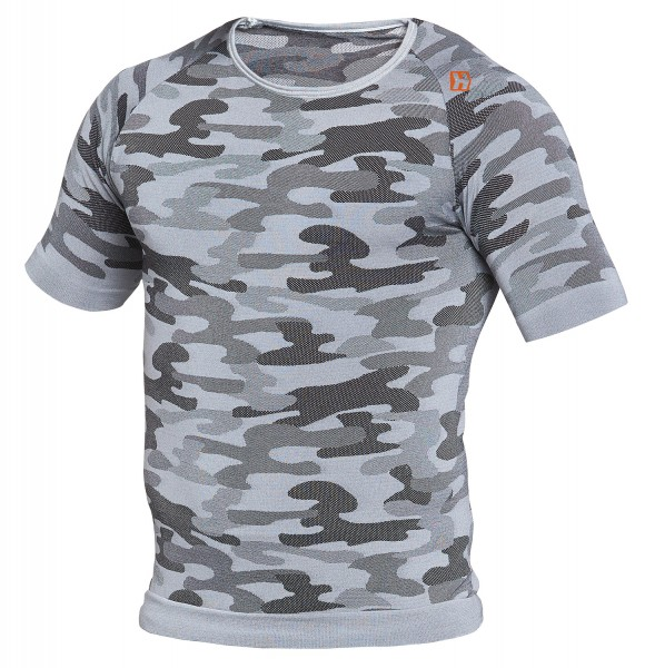 Camiseta Hevik air tech técnica frontal