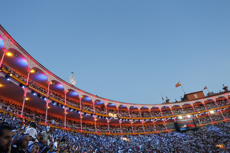 Red Bull X-Fighters Las Ventas (Madrid) 2014: 23.000 aficionados llenaron Las Ventas