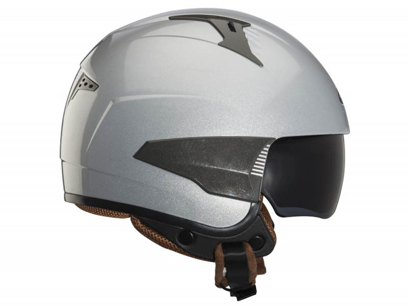 Casco GIVI 11.2 Space plateado