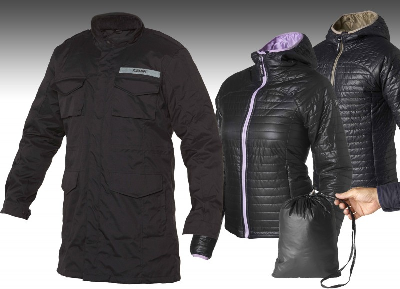 Chaqueta impermeable Hevik Major