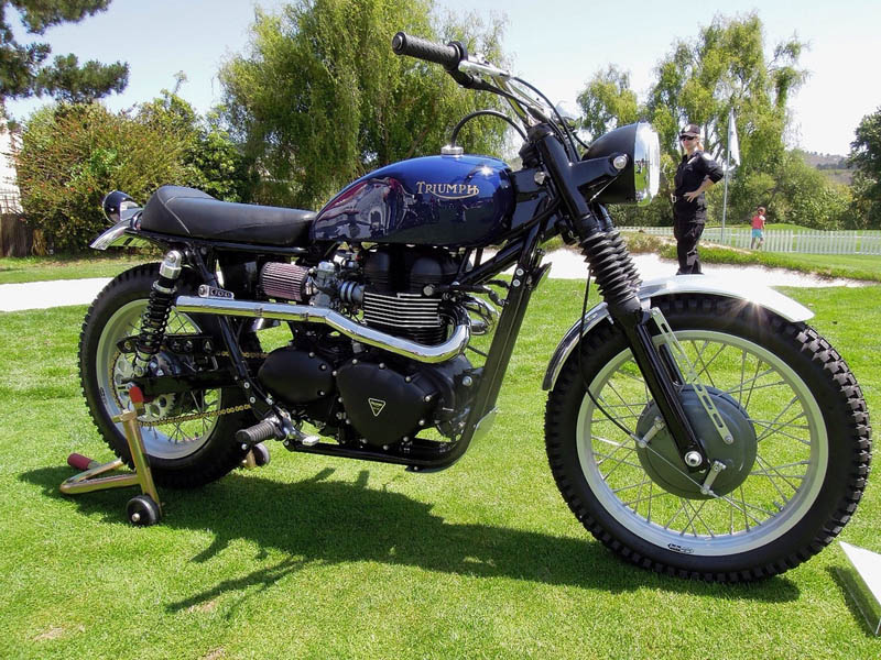 Triumph Scrambler Catalina by Mule Motorcycles (2007)