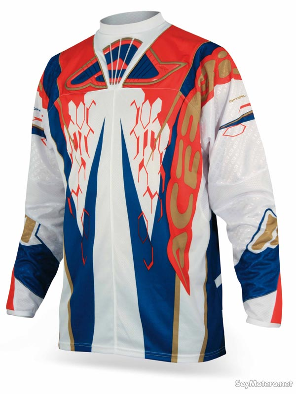 Acerbis Wave MX10 - camiseta off road