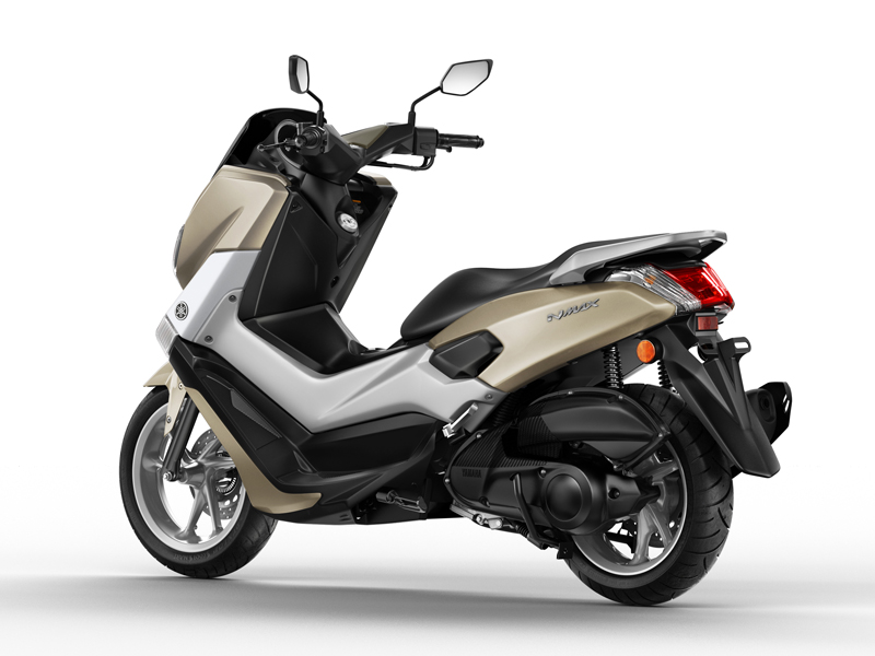 scooter yamaha nmax color titanio. Black Bedroom Furniture Sets. Home Design Ideas