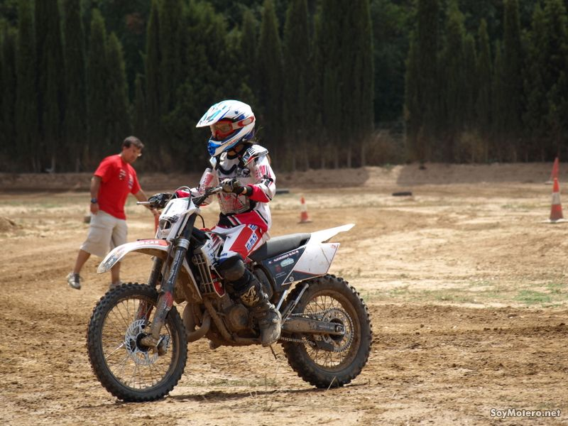 Escuela off-road Miki Arpa