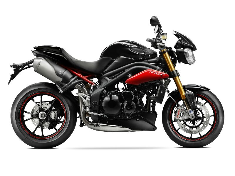 Triumph Speed Triple de 2014