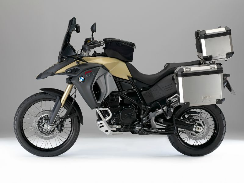 BMW F 800 GS Adventure de 2015