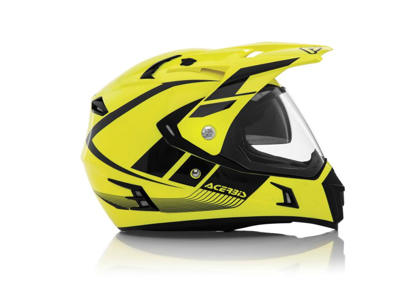 Casco Active Graffix de Acerbis.
