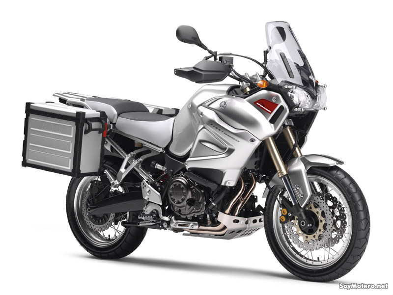 Yamaha XT1200Z Super Ténéré First Edition - gris