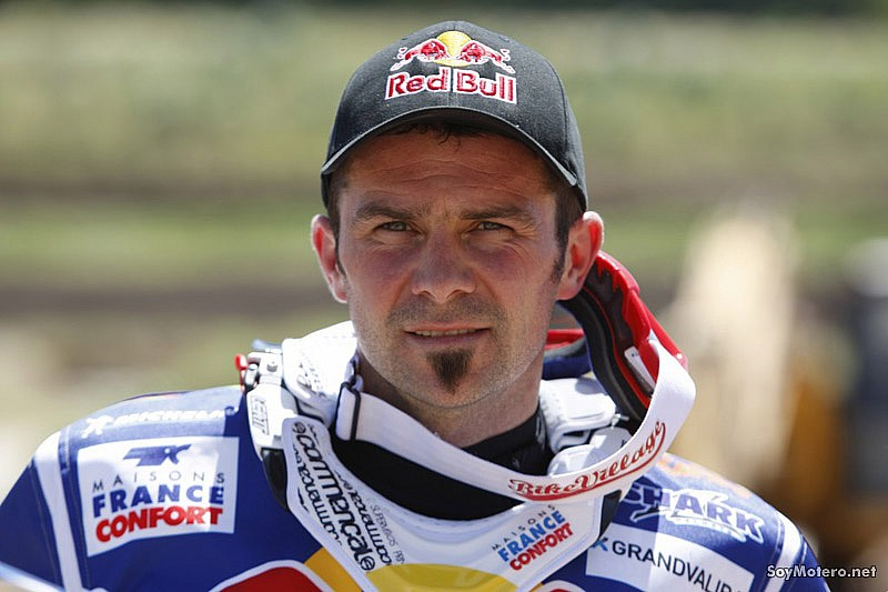 Cyril Despres - Dakar 2010