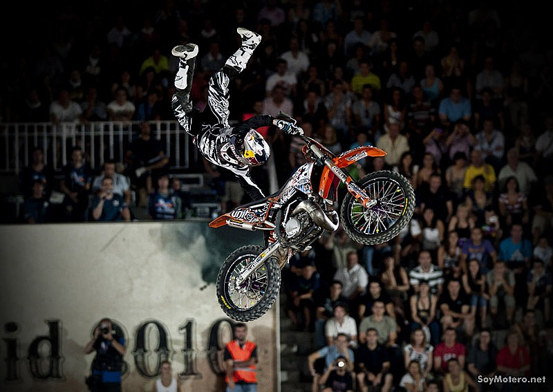 Red Bull X-Fighters 2010 - Levi Sherwood