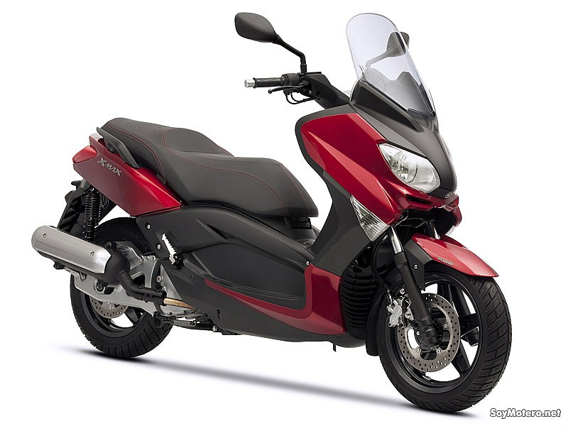 X-MAX 125 ABS 2011