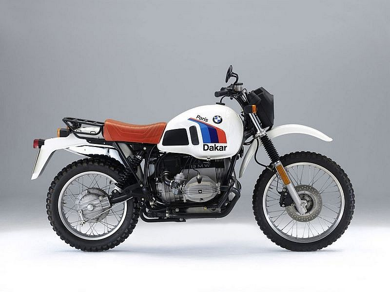 La BMW R 80 GS fue la antecesora de las F 800 GS y F 700 GS actuales