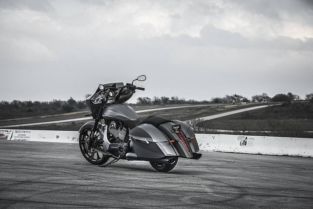 Victory Magnum X-1 Stealth Edition