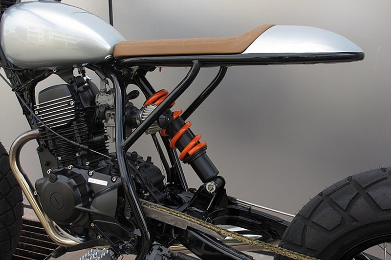 Bullet II por Sean SpeedShop