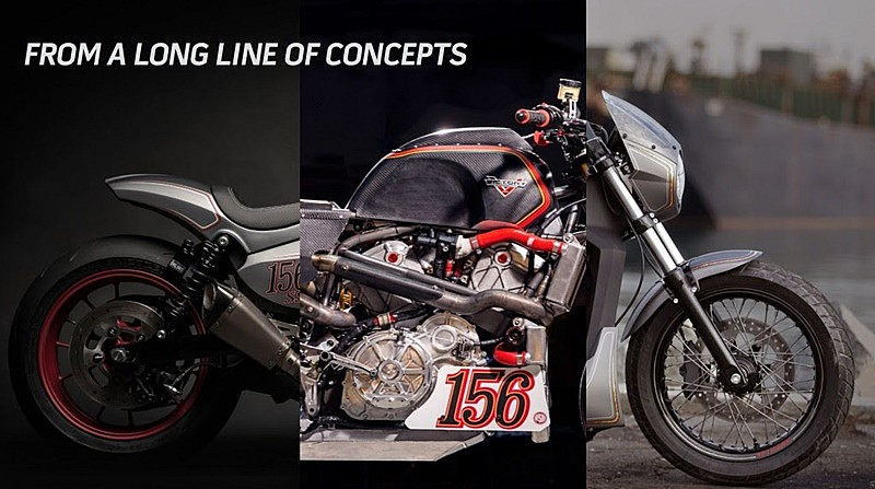 Victory Combustion, Ignition y Project 156