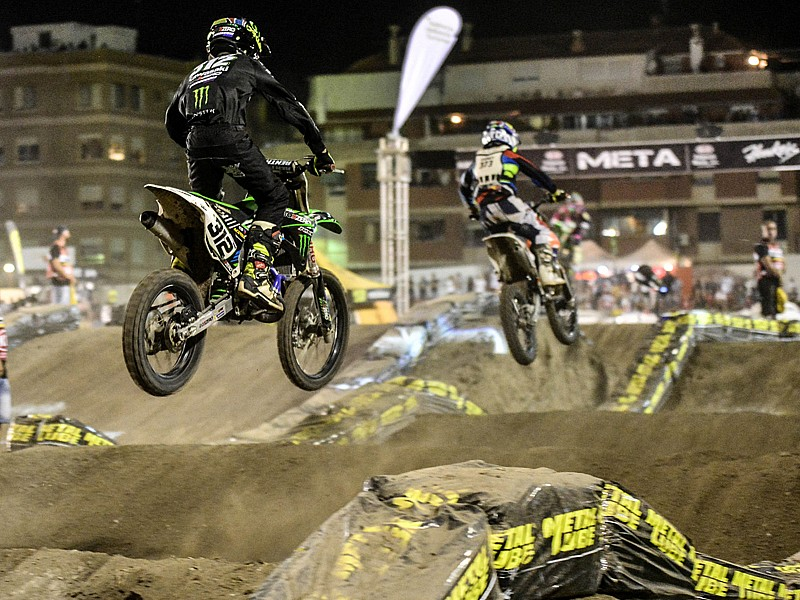 Oriol Oliver, campeon SX85 2016.